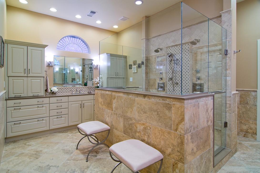 Master Bath Remodel | Arlington, TX | 2013