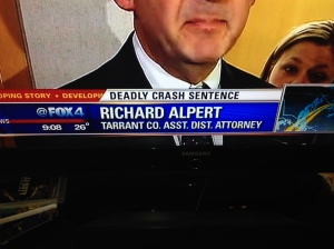 Yes, this guy is named Richard Alpert.  I shall henceforth call him Richardus.