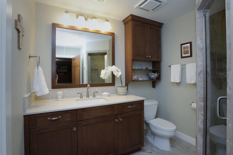 Guest Bath Remodel | Garland, TX | 2014